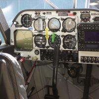 Husky with Garmin 430 avionics fit