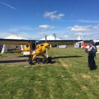G-ROVA at Aero Expo 2017