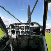 G-ROVA is fitted with a comprehensive, IFR instrument panel